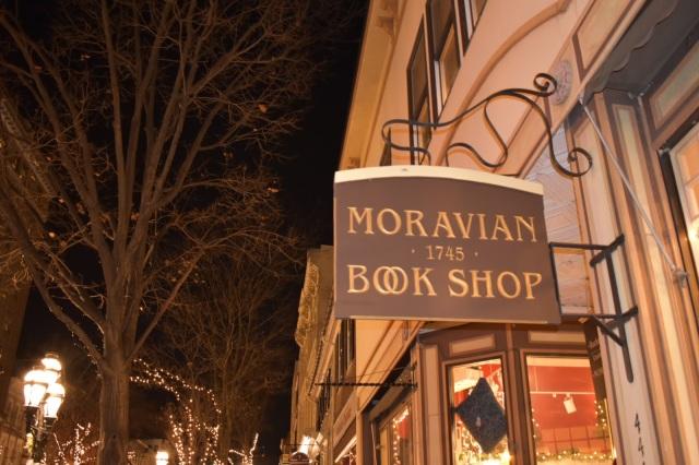 Moravian Book Shop, Bethlehem, PA