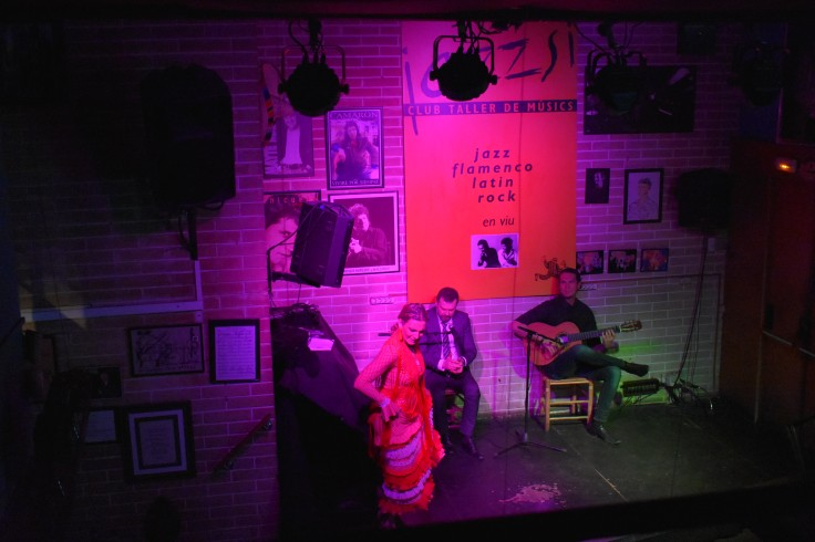 2018-03-17 Barcelona_JazzSi_Flamenco_2