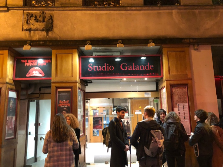 """Rocky Horror Picture Show"" at Studio Galande."