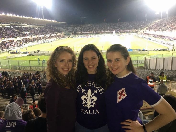 ACF Fiorentina match