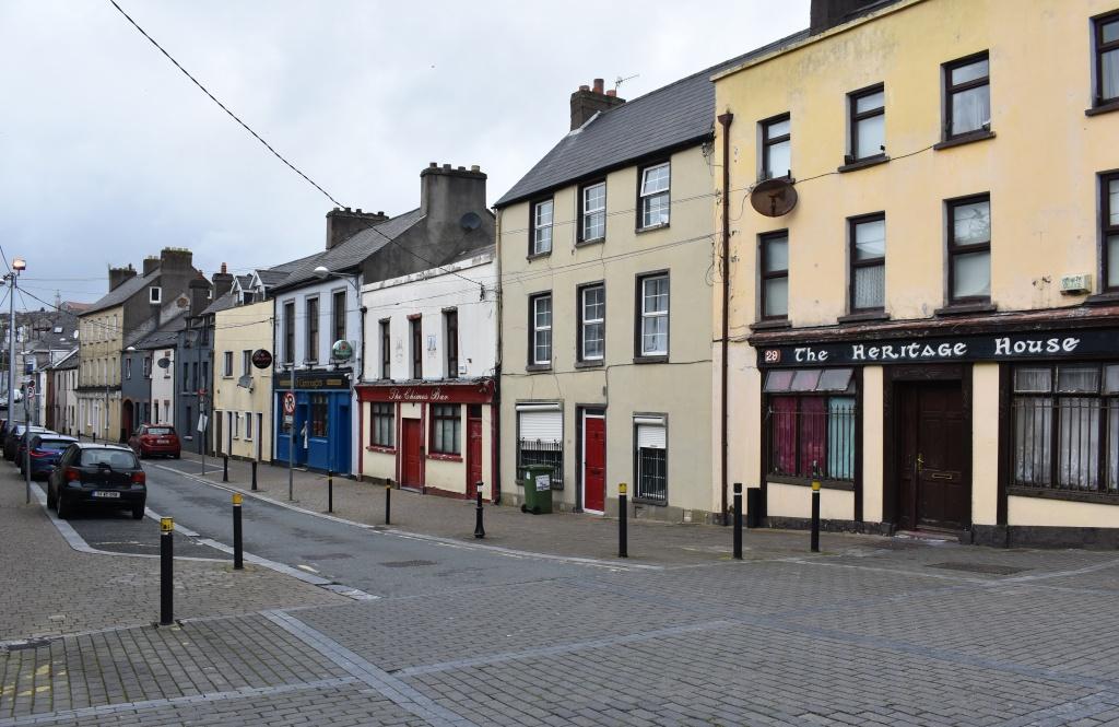 Streets of Cork.